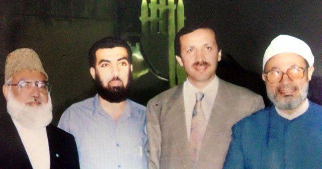 Erdoğan ile Kardavi'nin fotoğrafı yayınlandı