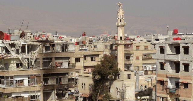 Esad'ın ordusu vakum bombasıyla vurdu
