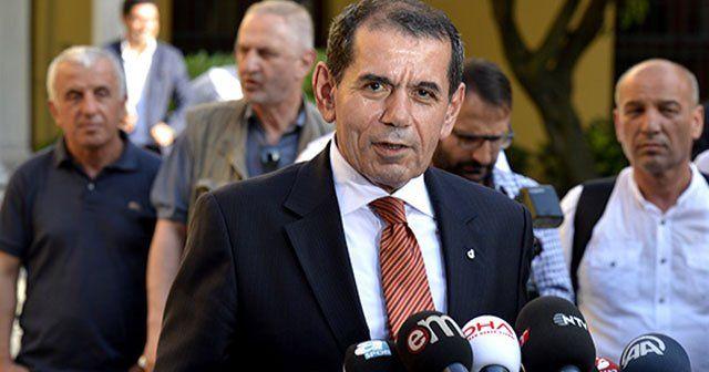 Galatasaray'ın yeni başkanı sosyal medyayı salladı