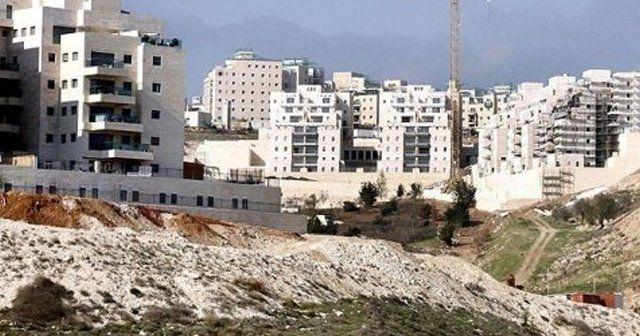 İsrail Doğu Kudüs'te 90 yeni konut inşa edecek