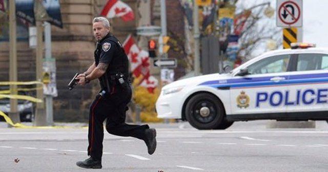 Kanada polisinin acil serviste vurduğu kişi öldü