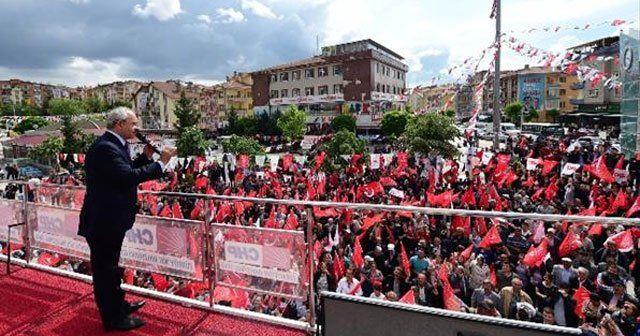 Kılıçdaroğlu, 'Ben sizden birisiyim'