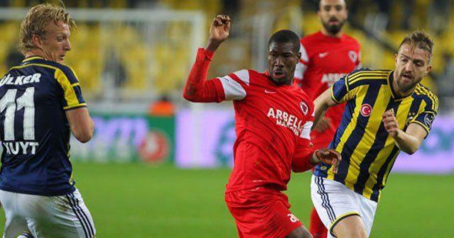 Mersin İdman Yurdu Fenerbahçe maçında ilk 11'ler