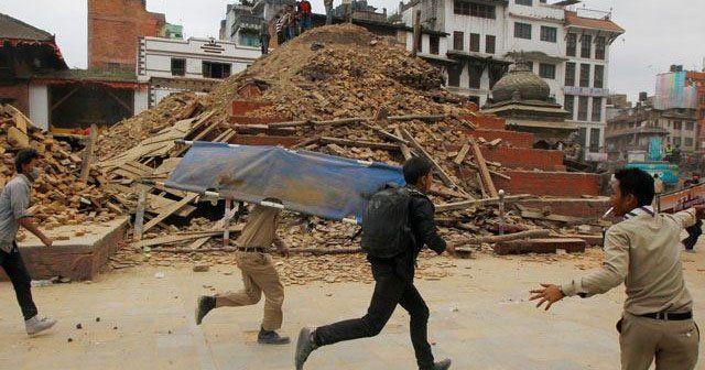 Nepal'de öfke giderek büyüyor