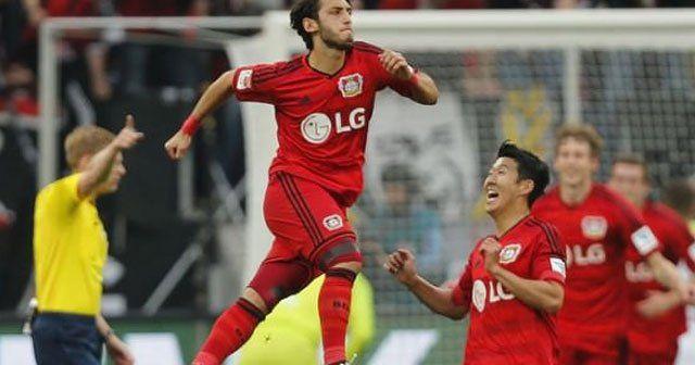 Neuer ilk frikik golünü Türk yıldızdan yedi