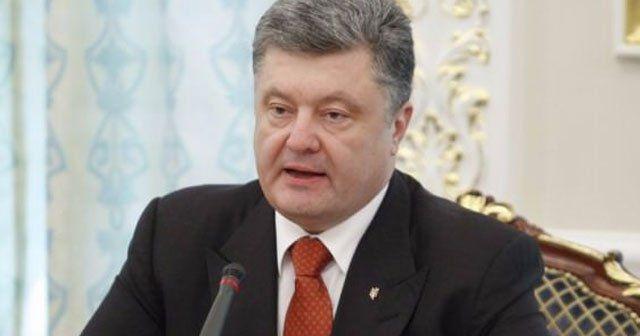 Poroşenko, 'Savaş ancak o zaman biter'