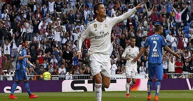 Real Madrid'den gol şov 7-3