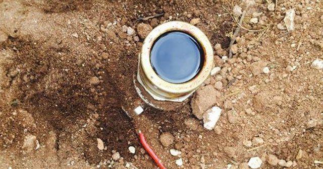 Şanlıurfa'da kaçak ham petrol ele geçirildi