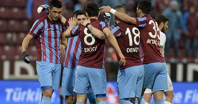 Trabzonspor, UEFA aşkına