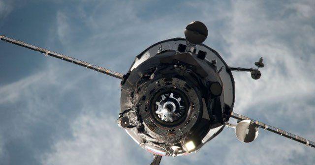 Uzaya gönderilen kargo aracı dünyaya düştü