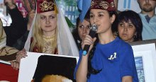 'Kırım Tatarları sürgünü' 71. yılında anıldı