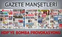 19 Mayıs 2015 gazete manşetleri