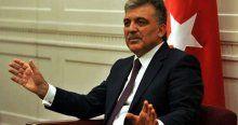 Abdullah Gül, 'Gülen görüşmesini sonradan öğrendim'