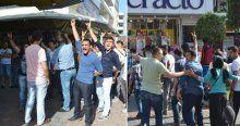 Alanya'da karşıt görüşlü gruplar arasında gerginlik
