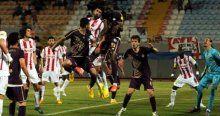 Antalyaspor hakem hatalarından yakındı