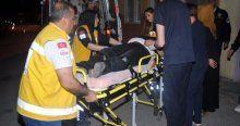 Antep'te iki aile birbirine girdi, 14 yaralı