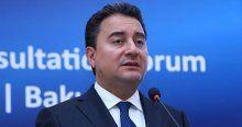 Babacan, 'Davet için Azerbaycan'ı tercih ettik'