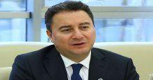 Babacan, 'Türkiye büyük bir felaketin eşiğinden döndü'