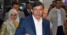 Başbakan Davutoğlu'ndan akraba ziyareti