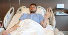 Beşiktaşlı Sivok ameliyat oldu