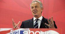 Blair görevini bırakıyor