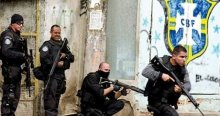 Brezilya'da cezaevinde isyan