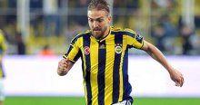 Caner Erkin'den Fenerbahçe'ye kötü haber