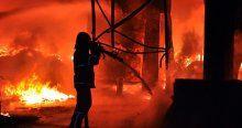 Çin'de huzurevinde yangın, 38 ölü