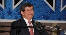 Davutoğlu ANKA Park'taki muhteşem gösteriyi izledi