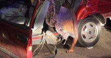 Denizli'de feci kaza, 3 ölü 3 yaralı