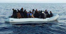 Ege Denizi'nde 307 kaçak kurtarıldı