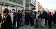 İşsizlik başvuruları yüzde 45 arttı