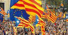 Katalonya'da bağımsızlık karşıtları önde