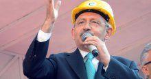Kılıçdaroğlu 301 şehit madenciyi andı