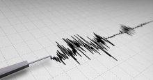 Girit Adası'nda 4,2 büyüklüğünde deprem