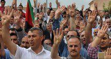 Mursi'ye idam kararı tüm yurtta protesto edildi