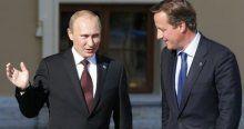 Putin, Cameron ile telefonda görüştü