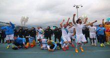 Rusya liginin şampiyonu Zenit oldu