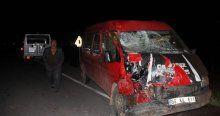 Sivas'ta feci kaza, 1 ölü 5 yaralı