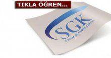 SSK Prim ve SSK Borç Sorgulama ekranı, TC Kimlik No İle SGK Hizmet Dökümü