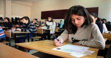 TEOG'da mazeret sınavları hafta sonu yapılacak
