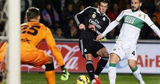 Elche, La Liga'dan ikinci lige düşürüldü