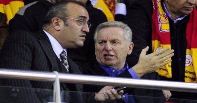 Galatasaray'da 4 istifa