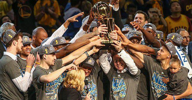 NBA'nin şampiyonu belli oldu!