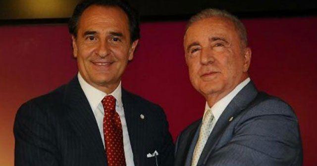 Prandelli'den Aysal'a ağır eleştiri