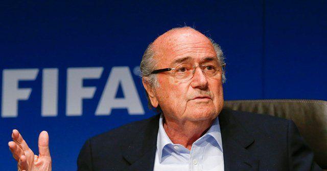 Sepp Blatter'e soruşturma başlatıldı