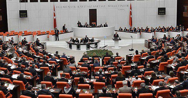 TBMM Genel Kurulu milletvekili yemin töreni için toplanacak