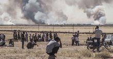 'DAEŞ Kobani'ye batı ve güneyden sızdı'