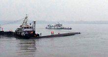 Çin'deki gemi kazasında ölü sayısı 97'ye yükseldi