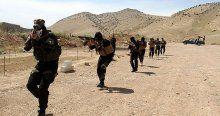 DAEŞ'e karşı 800 asker Ramadi'ye gönderildi
